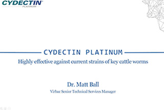 Cydectin Platinum - Highly Effective against currents strains of key cattle worms