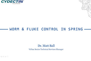 Worm and Fluke Control in Spring