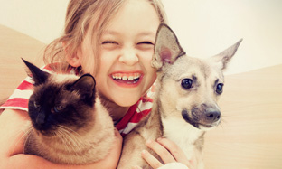 Protect your pet & family from intestinal worms